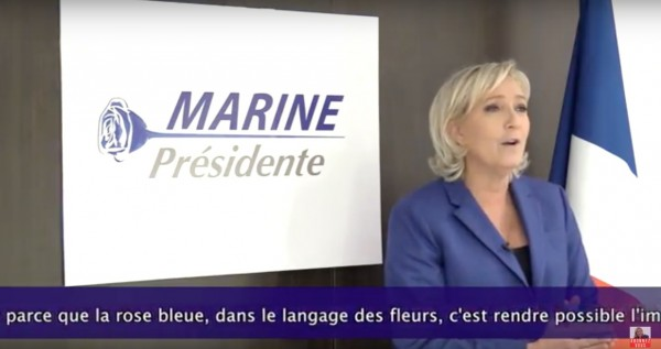 marine-le-pen-rose-symbole