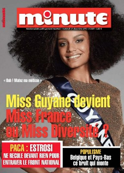 Minute Miss France