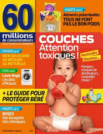 Couches toxiques