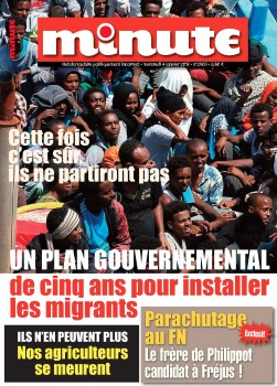 Minute Couv Migrants resteront