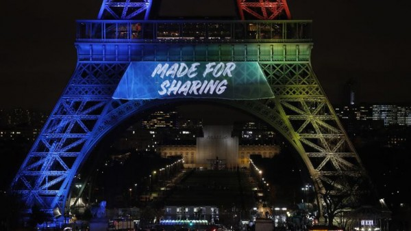 Made for sharing JO Paris