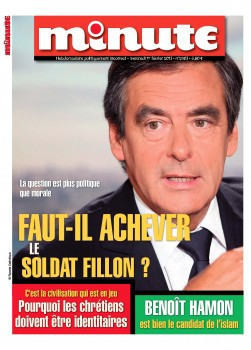 Novlangue Minute Fillon