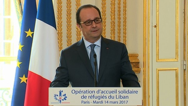 Hollande Réfugiés Migrants