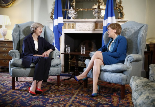 May-Sturgeon Brexit