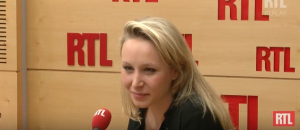 Marion Maréchal Whirlpool RTL
