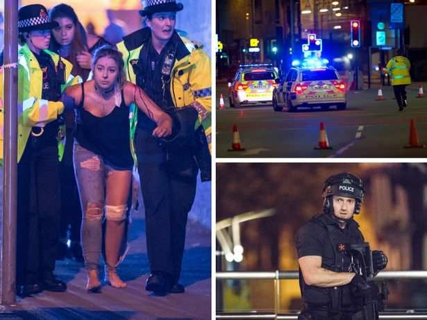 Attentat Manchester