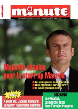 Minute Oppsition Macron