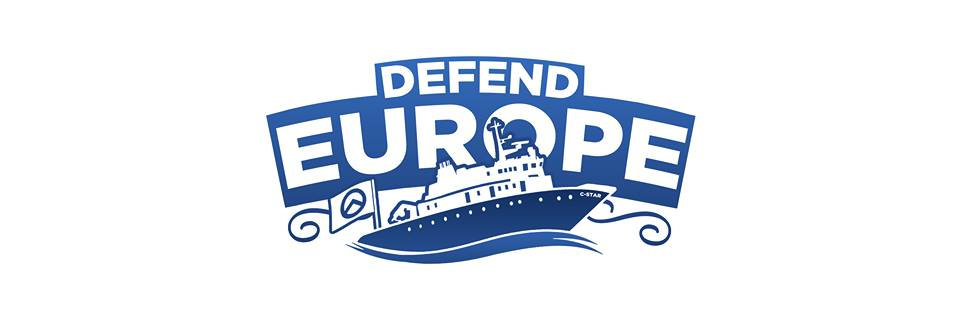 Defend Europe Logo