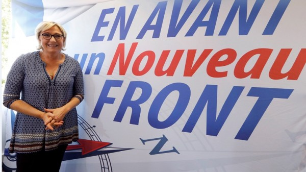 Nouveau Front national