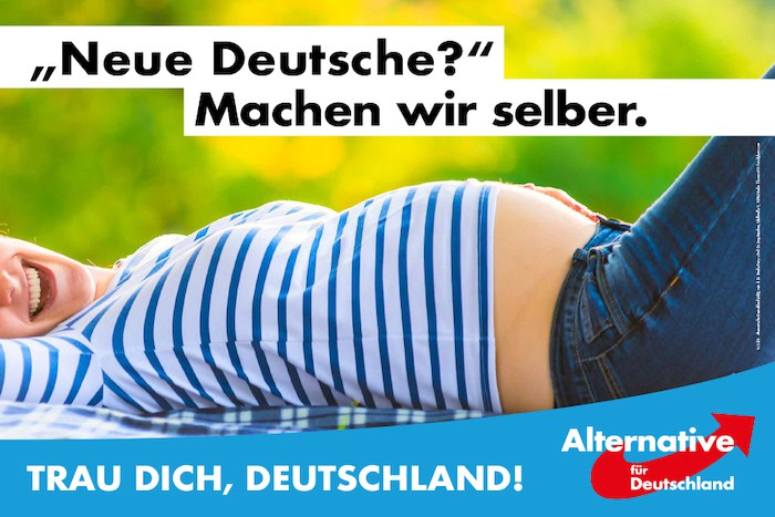 Allemagne marketing AfD