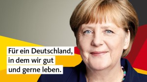 Allemagne marketing CDU