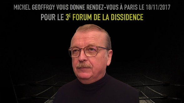 Droite dissidence Geoffroy