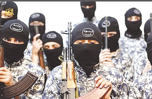 Enfants de Daesh