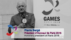 Gay Games Pierre Bergé
