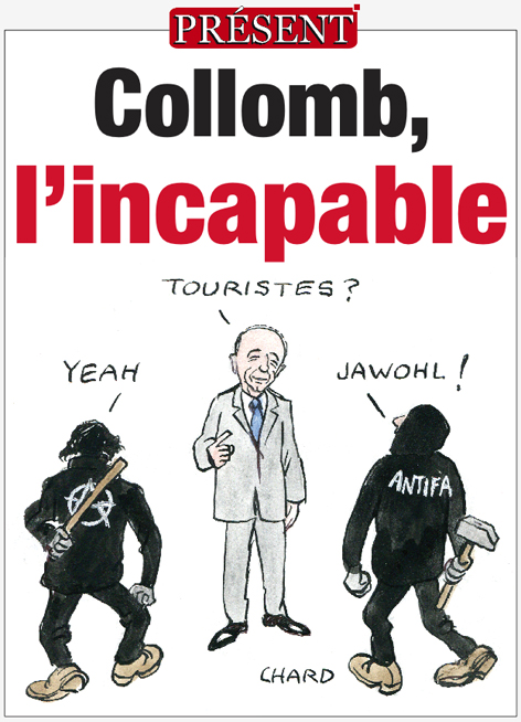 Collomb, l'incapable, par Guy Rouvrais