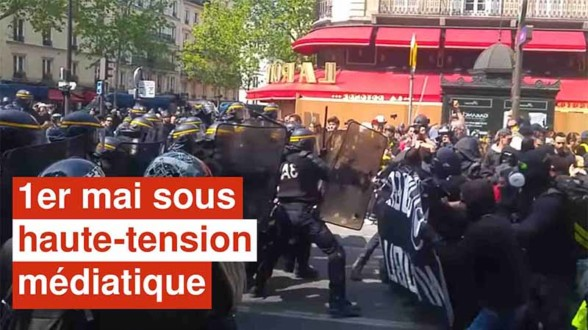1er Mai sous haute-tension médiatique