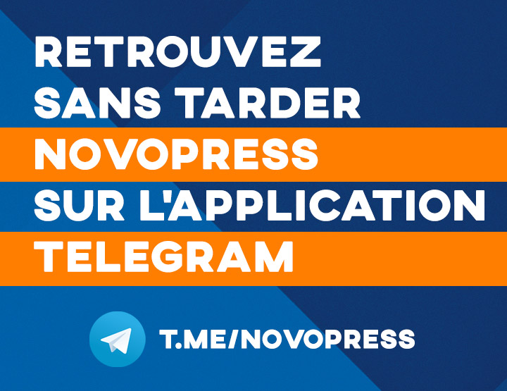 Novopress est sur Telegram !