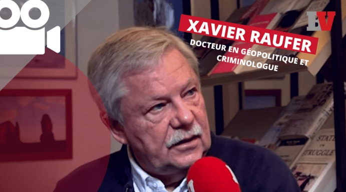 Xavier Raufer