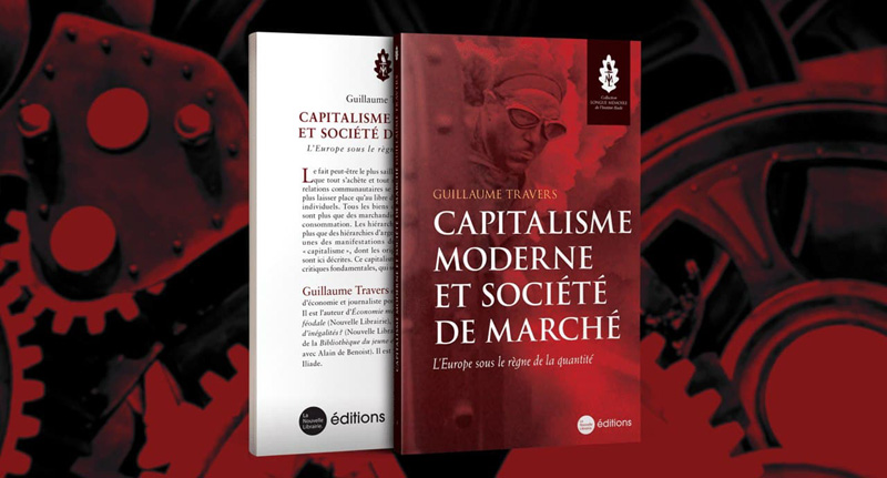 Guillaume Travers - Capitalisme moderne